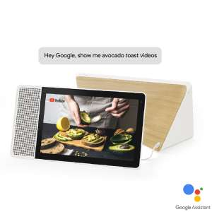 "Lenovo Smart Display 10"" with the Google Assistant £167.98 @ Costco"