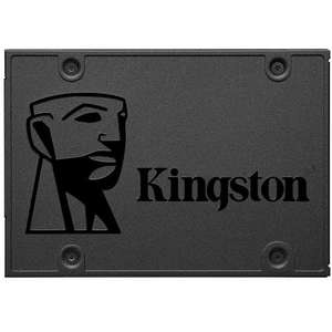 Kingston 120GB A400 SSD 2.5 Inch SATA 3 Solid State Drive - 500MB/s for £17.97 Delivered W/C @ Mymemory