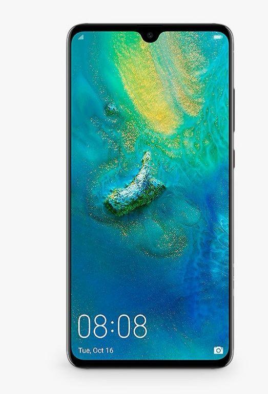 "Huawei Mate 20 Smartphone, Android, 6.53"", 4G LTE, SIM Free, 128GB, Black £599.99 @ John Lewis & Partners"