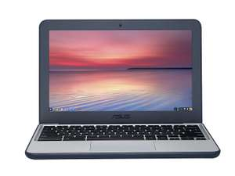 ASUS C202SA-GJ0027 11.6-inch Chromebook  (Dark Blue)- £129 at Amazon