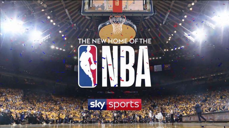 Free NBA on Sky Sports - Utah Jazz vs Orlando Magic
