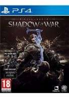 Middle Earth Shadow Of War PS4 £9.99 delivered @ Simply Games