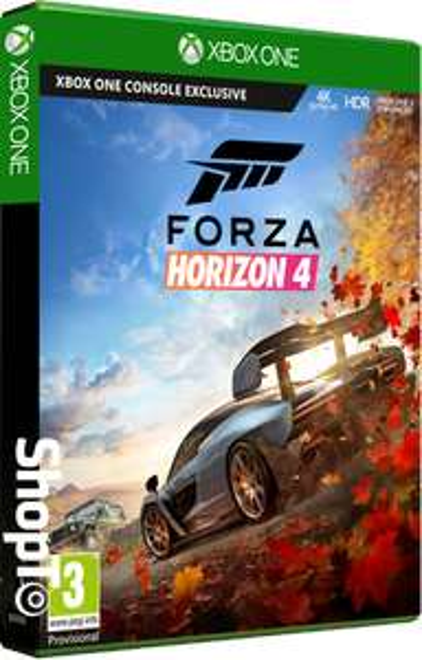 Forza Horizon 4 Xbox One for £26.86 Delivered @ Shopto