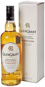 Glen Grant The Major's Reserve Single Malt Scotch Whisky, 70 cl @ Amazon Deal Of The Day £16.99 Prime £21.48 Non Prime