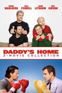 Daddy's Home 1 & 2  4K ( Dolby Atmos ) @ iTunes £7.99