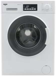 Bush WMDFX714W 7KG 1400 Spin Washing Machine - White £148.99 / 8kg £175.49 / 9kg £179.99 / 10kg £188.99 w/code @ Argos ebay