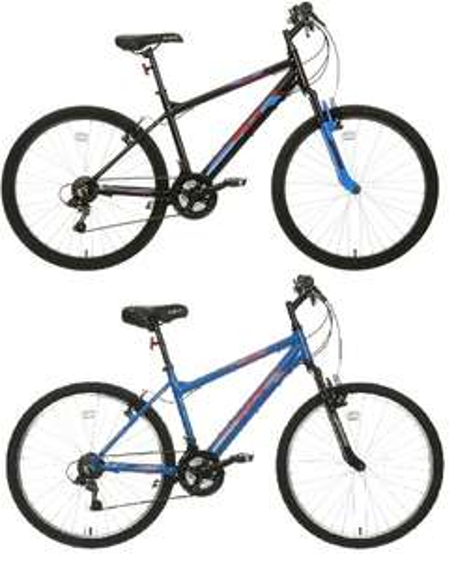 "Indi Kaisa Mens / Womens Bicycle MTB Mountain Bike V-Brake 26"" Wheels Light Alloy Frame £80.10 w/code @ Halfords ebay"
