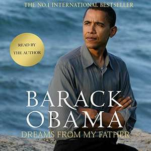 Audible DOTY 'Dreams of my Father' by Barack Obama 99p (Audible Members Only)