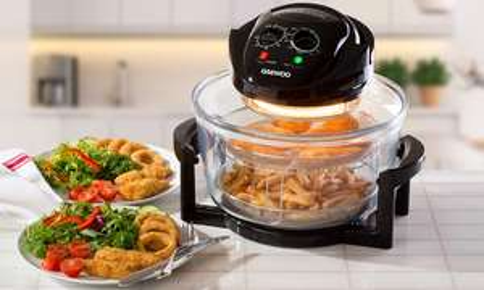 Daewoo Halogen Air Fryer Low Fat Oven - 12L for £19.99 @ Robert Dyas (Free C&C)