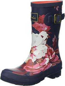 Joules Molly Wellington Boots (Deal of the Day) from £19 (selected sizes) prime / £23.49 non prime @ Amazon