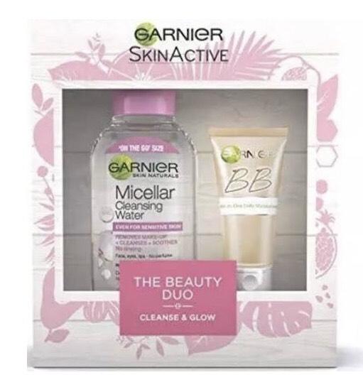 Garnier 'The beauty duo' £4.99 - Savers in store