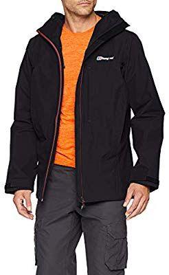 Berghaus Men's Chombu Waterproof Jacket(BLACK/SMALL) £47.88 @ AMAZON