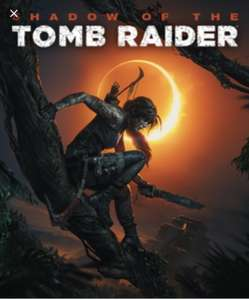 Shadow of the tomb raider Xbox one £23.02 preowned at musicMagpieStore via eBay