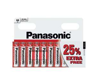 Panasonic 10x AA/AAA battery pack £1 @ B&M