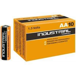 100 Duracell Industrial aa / aaa batteries free next day delivery £25.15 - ebay cycco2