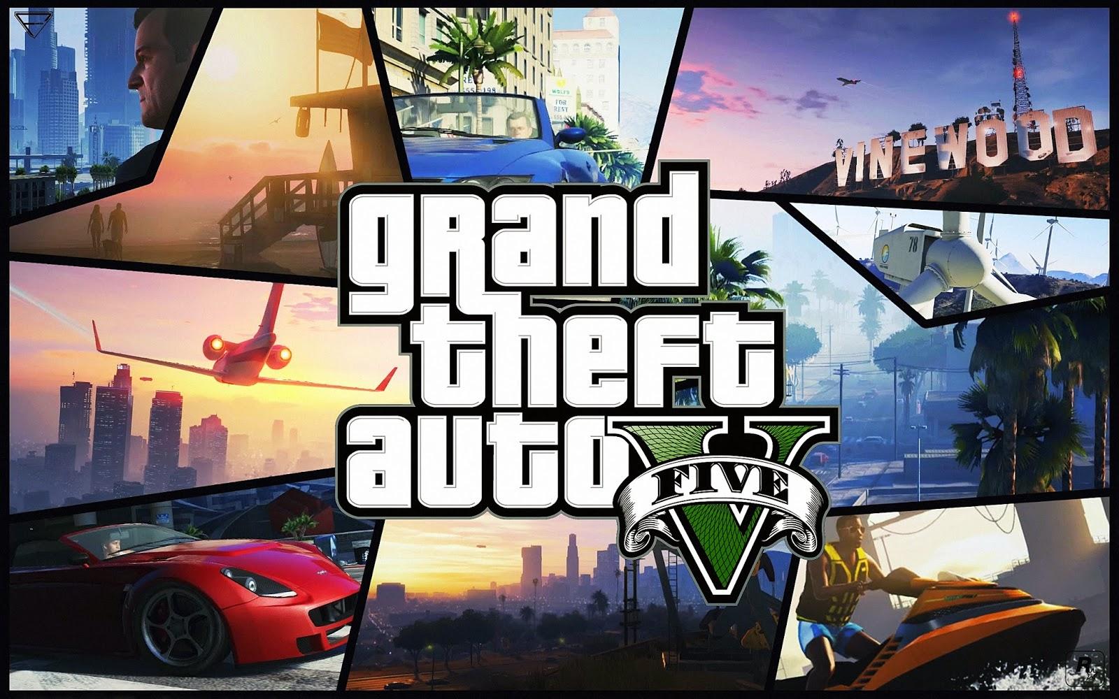 Grand Theft Auto V GTA 5 (PC) £9.99 @ CDKeys