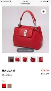 Florelli bag Christmas sale £27.55 delivered @ Fiorelli
