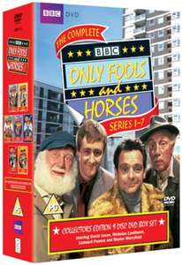 Only Fools and Horses: Complete Series 1-7 (Box Set) [DVD] £15.74 @ zoom.co.uk *ends today*