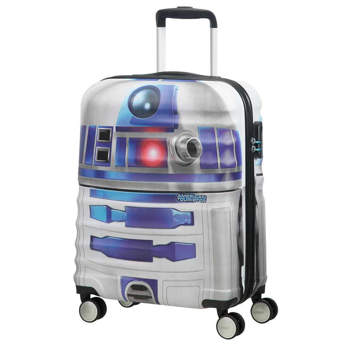 American Tourister Disney Star Wars R2D2 Hardside Spinner Cabin Case £39.99 @ Costco