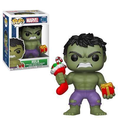 Marvel: Holiday Hulk Pop Vinyl £14.99 - Free UK Delivery/ C&C @ HMV