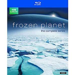 Frozen Planet (Blu-Ray Boxset) £3.99 (New & Delivered) @ 365games