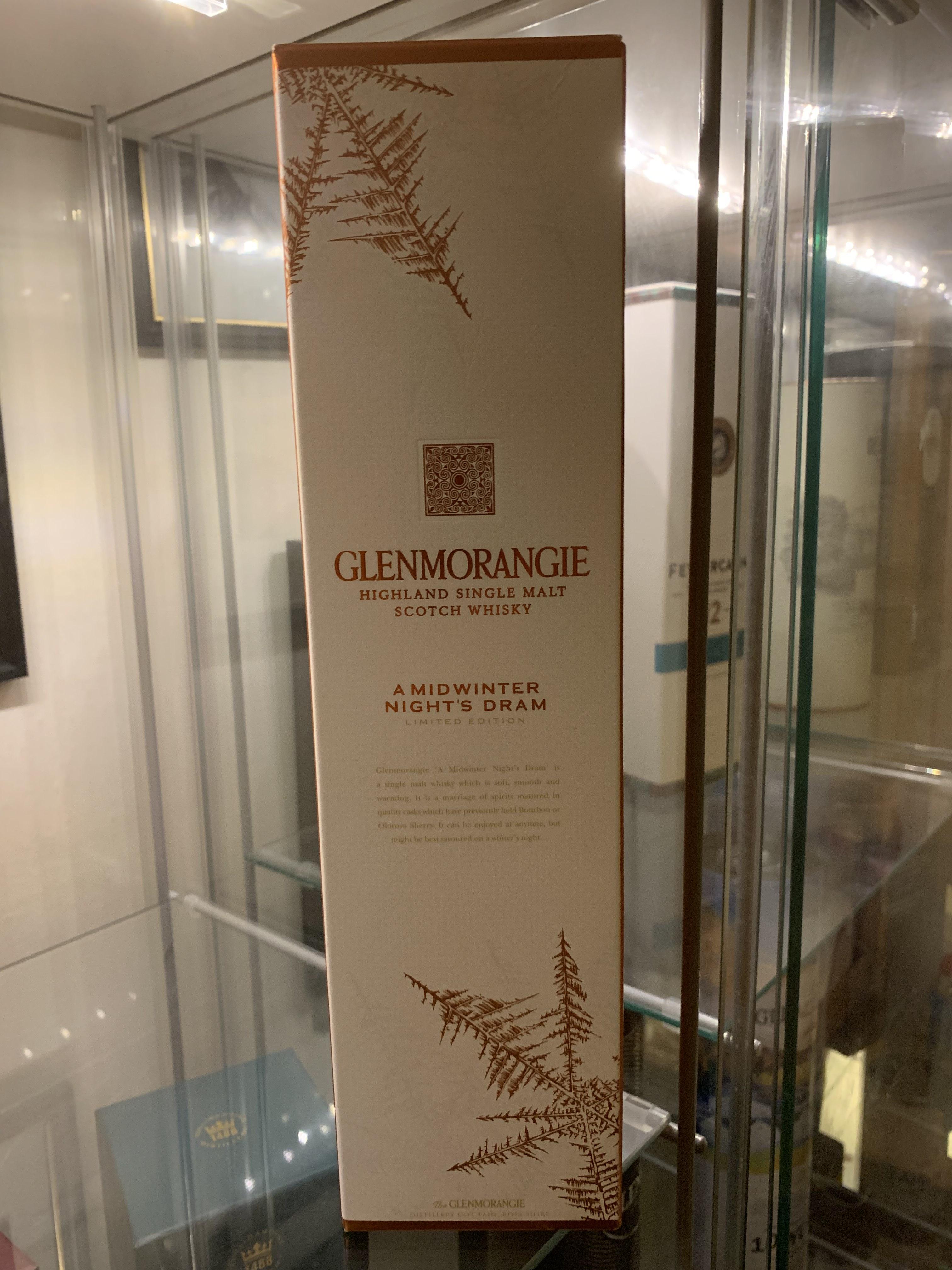 "Glenmorangie ""A midwinter night's dram"" 2015 £34 instore @ Day today"
