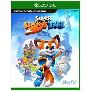 Super Lucky's Tale Xbox One (£9.99 Delivered) @ 365Games