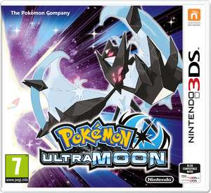 Pokemon Ultra moon on 3ds at Coolshop for £25.95