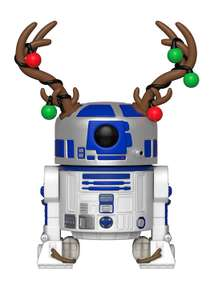 Star Wars R2-D2 with Antlers Pop! Vinyl £12.90 Free delivery with Amazon Prime (+£4.49 if not) More in 1st post