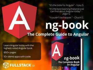 ng-book: The Complete Guide to Angular 7 - eBook (PDF +