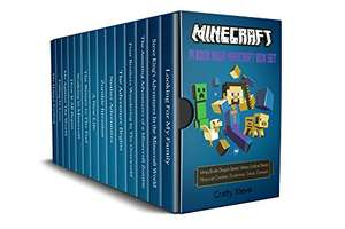 Free Minecraft: 14 Book Mega Minecraft Box Set (Amazon Kindle Books)