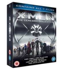 X-Men Franchise: The Cerebro Collection [First 7 Films] [Blu-ray] [2014] - £8.09 Delivered @ Hive.co.uk | Effectively £1.16 for Each Film