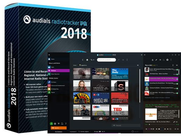 Free - Audials Radiotracker 2018 Premium at Stacksocial