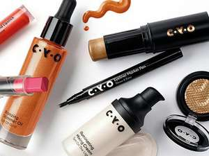 Boots online: new CYO cosmetics brand, many products 70% off (dare I say the gltch word)