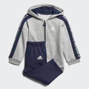 Adidas fleece lined tracksuit from 0-3 to 3-4 years for £15 Free delivery