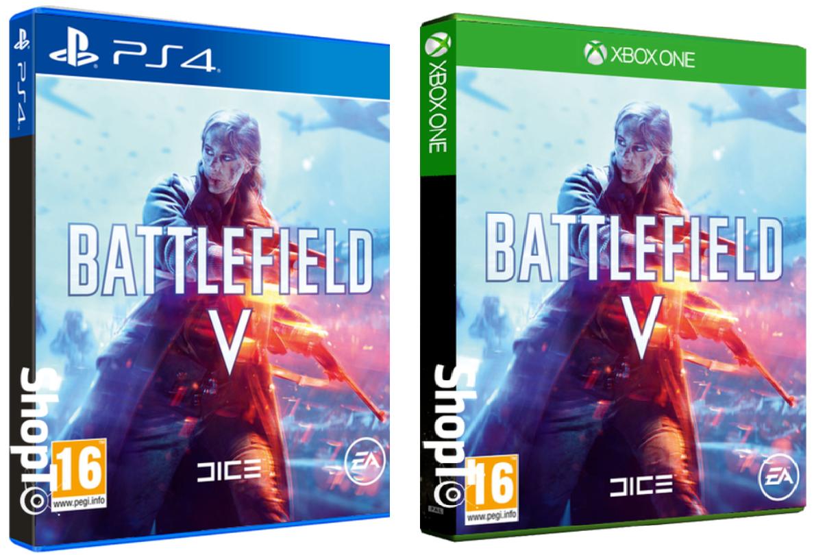 Battlefield V + Enlister DLC for £33.85 Delivered @ ShopTo