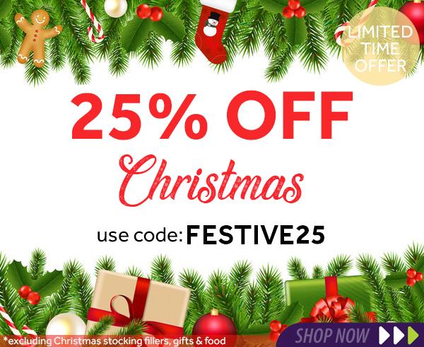 25% Off at Poundshop.com