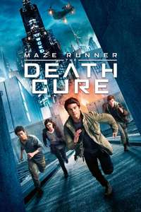 Maze Runner: The Death Cure 4K (Dolby Atmos) @ iTunes  £3.99