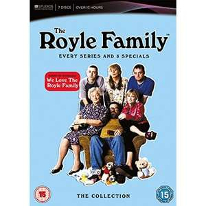 The Royle Family: The Complete Collection DVD £9.49 @ 365Games