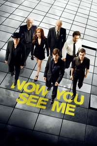 Now You See Me 4K ( Dolby Vision ) @ iTunes £3.99