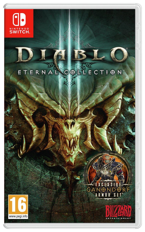 Diablo III: Eternal Collection (Nintendo Switch) for £31.99 @ Argos
