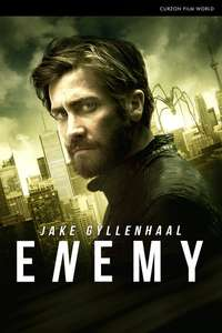 ENEMY  ( Jake Gyllenhaal )  £1.99 @ iTunes