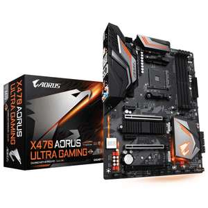 GIGABYTE Aorus x470 am4 ultra gaming  Motherboard £134.99 Amazon