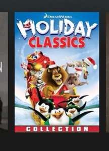 4 part DreamWorks Christmas specials just added on Netflix. featuring Kung Fu Panda, Shrek and Merry Madagascar.