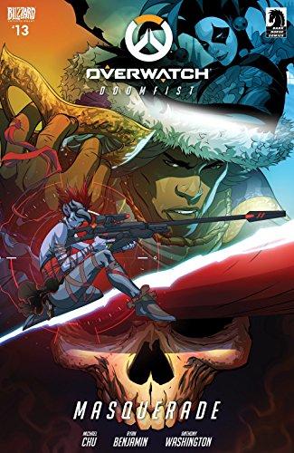 Overwatch #13 Kindle & comiXology at Amazon for free