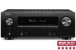 Denon AVR-X2500H 7.2ch 4k AV Receiver (Dolby Atmos and DTS:X) + 6 years warranty £419 @ Richer Sounds (w/ price match)