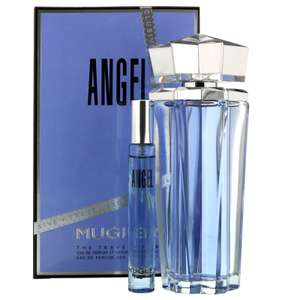 LADIES MUGLER Angel EDP Refillable Spray 100ml + Free EDP Spray 7.5ml + Possible FREE £5 Amazon Voucher SEE OP @ Allbeauty Delivered £63.54