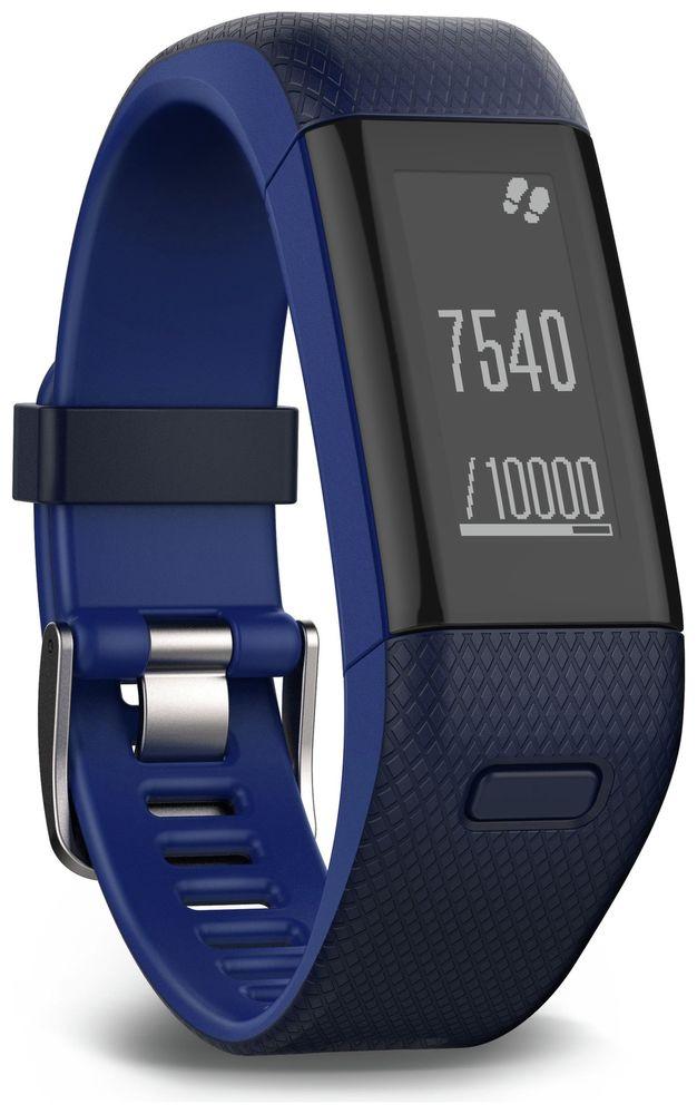 Garmin Vivosmart HR+ GPS Activity Tracker, Blue - Regular £49.99 @ Argos Ebay