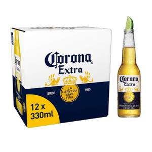 Corona Extra Lager 12x330ml - £10 @ Amazon Pantry. Included in £15 off orders over £50. 60 bottles @£38.98 (incl del) for Prime