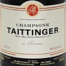 Taittinger Brut Reserve Champagne 75cl £25.00 @ Asda